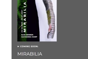 Mirabilia Plakat
